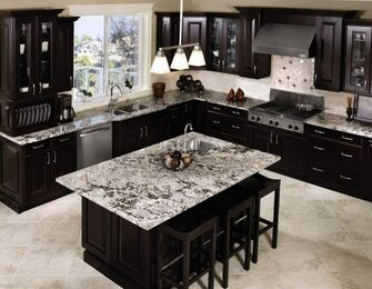 black and white marble countertops backsplash kitchen with home ideas