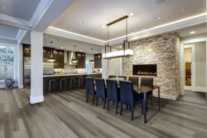 How to Install a Luxury Vinyl Plank Flooring